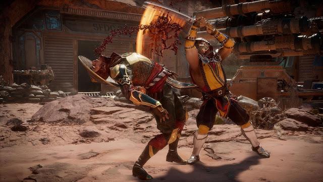 الكشف عن أول الصور من داخل لعبة Mortal Kombat 11 و تطور رهيب للرسومات ، شاهد من هنا ..