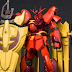 HGBD:R 1/144 Nu-Zeon Gundam Sample Images by Dengeki Hobby