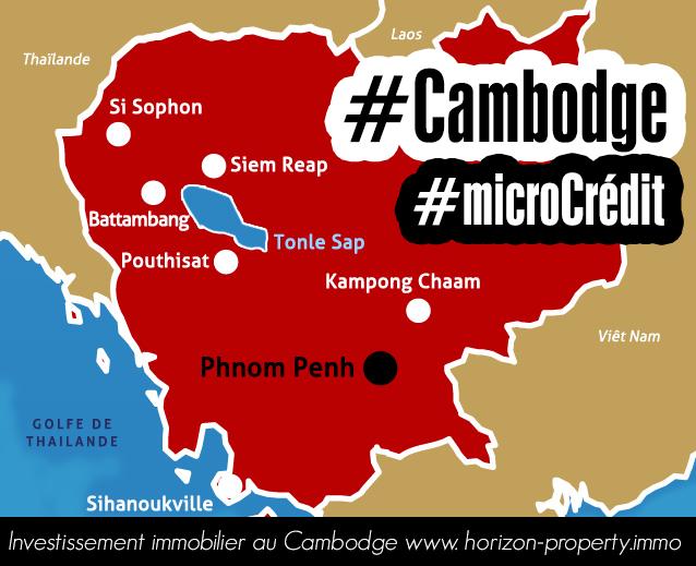 Investissement immobilier au Cambodge