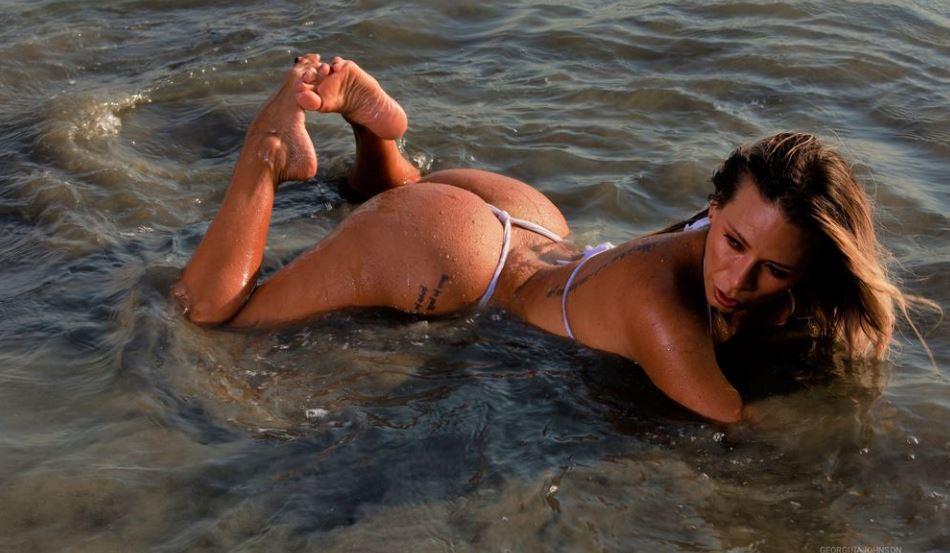 GeorginaJohnson Model GlamourCams