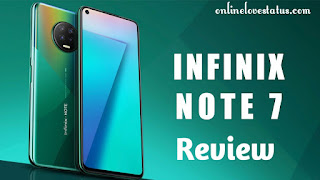 Infinix Note 7 Features, Full Phone Specifications & Price in Bangladesh
