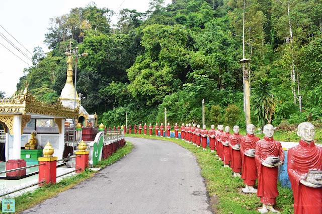 Kaw Ka Thaung Cave, Hpa An