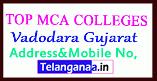 Top MCA Colleges in Vadodara Gujarat