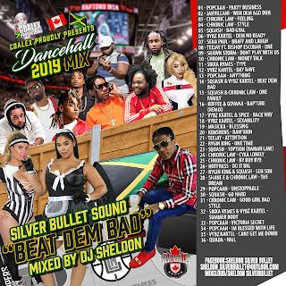 DjSheldonMixtapes: Silver Bullet Sound - New Rules Vol 2