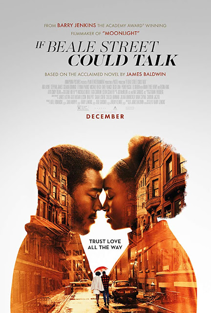 If Beale Street Could Tak 2018 movie poster