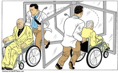 図:再入院