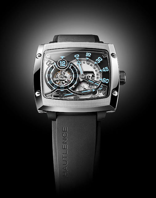 Hautlence Avant-garde Retrograde Watch