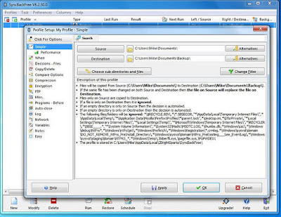 Descargar SyncBack Freeware para Windows