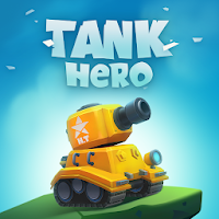 Xe tăng - Cuộc chiến bắt đầu Ver 1.6.3 MOD APK | God Mode - Tank Hero - Fun and addicting game