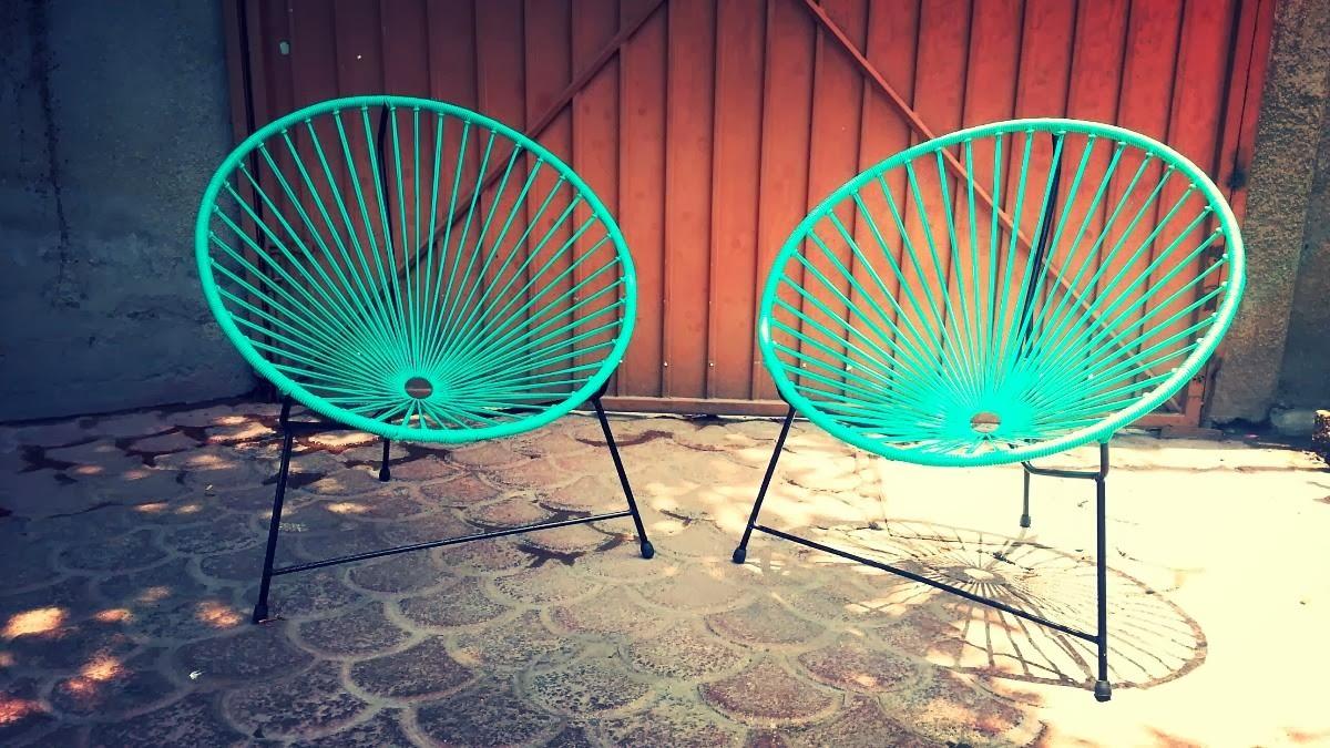Venta de sillas acapulco Fabricacin y diseo hecho en