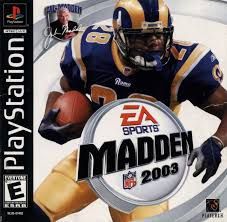 Madden NFL 2003 - PS1 - ISOs Download