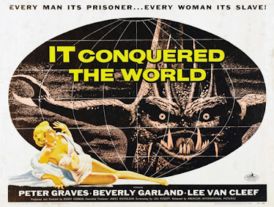 Poster: It Conquered the World (1956)