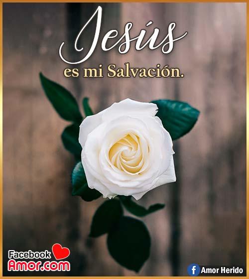 Jesús mi salvación