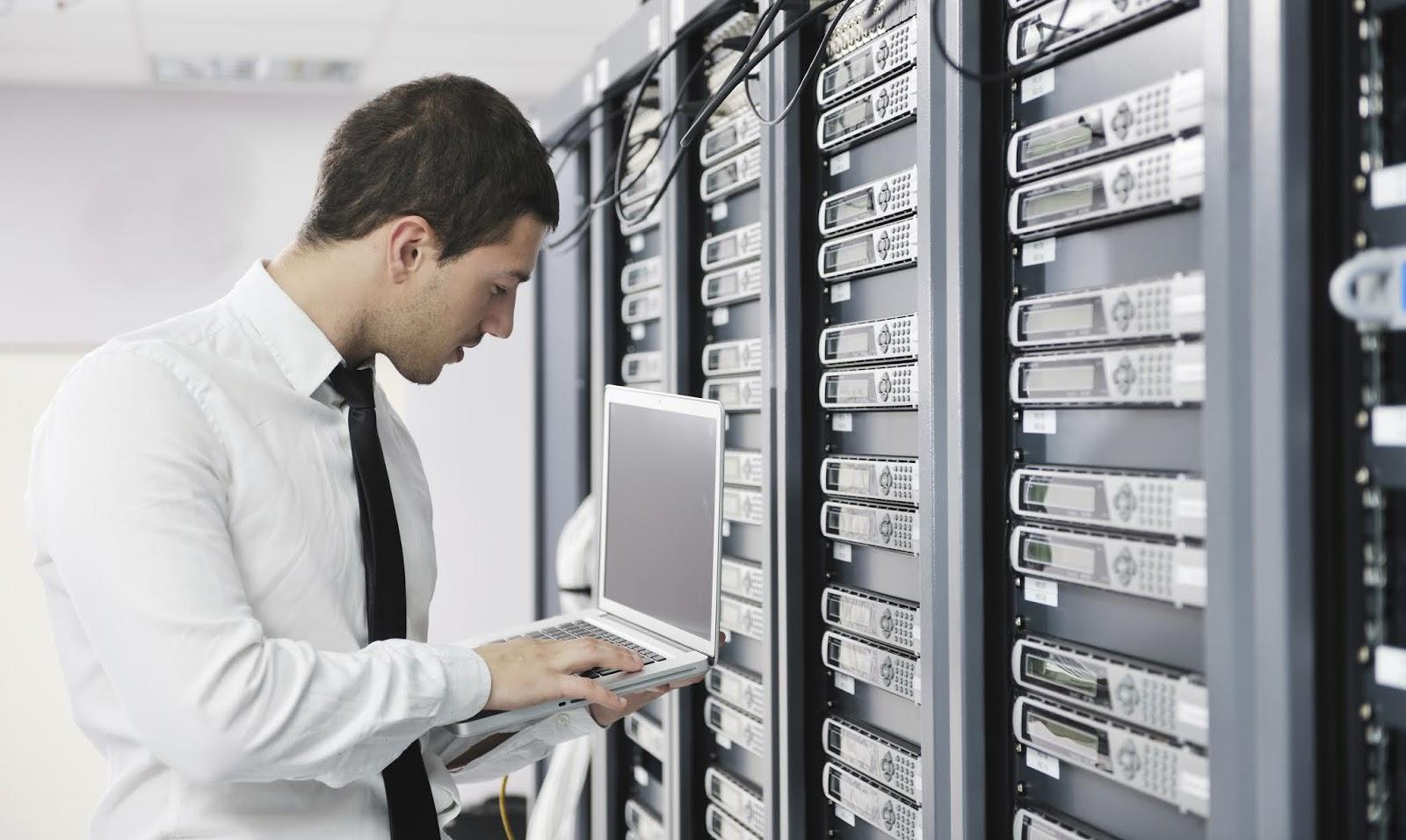 Control panel hosting