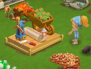 """Farmville 2 Nueva construccion """" Granja Modelo"""""""