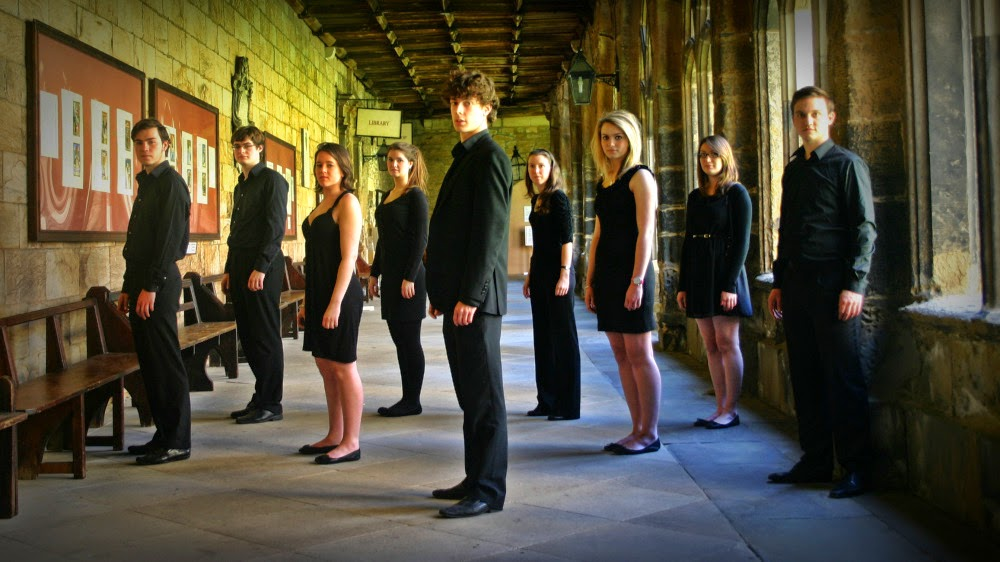 Renaissance chamber choir