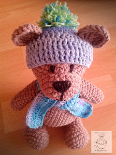 Mr Przytulas Bear - Ofuniowo