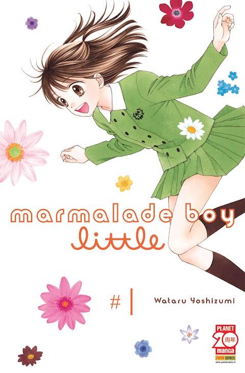 Recensione: Marmalade Boy Little - La storia si ripete?