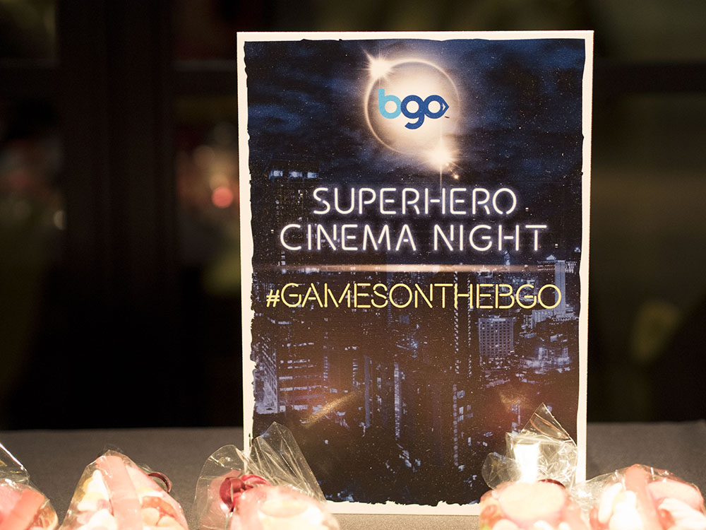 A Marvel-lous Night Out | #GamesOnTheBGO