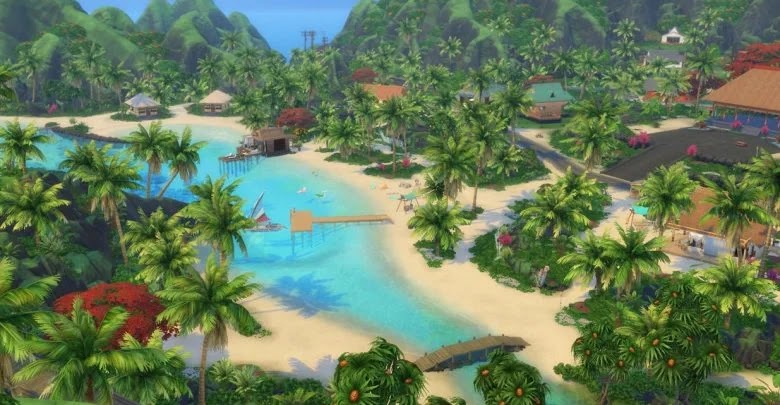 How to get shells in The Sims 4: Island Living
