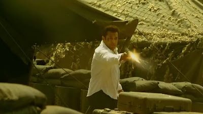 race 3 salman khan gun photo