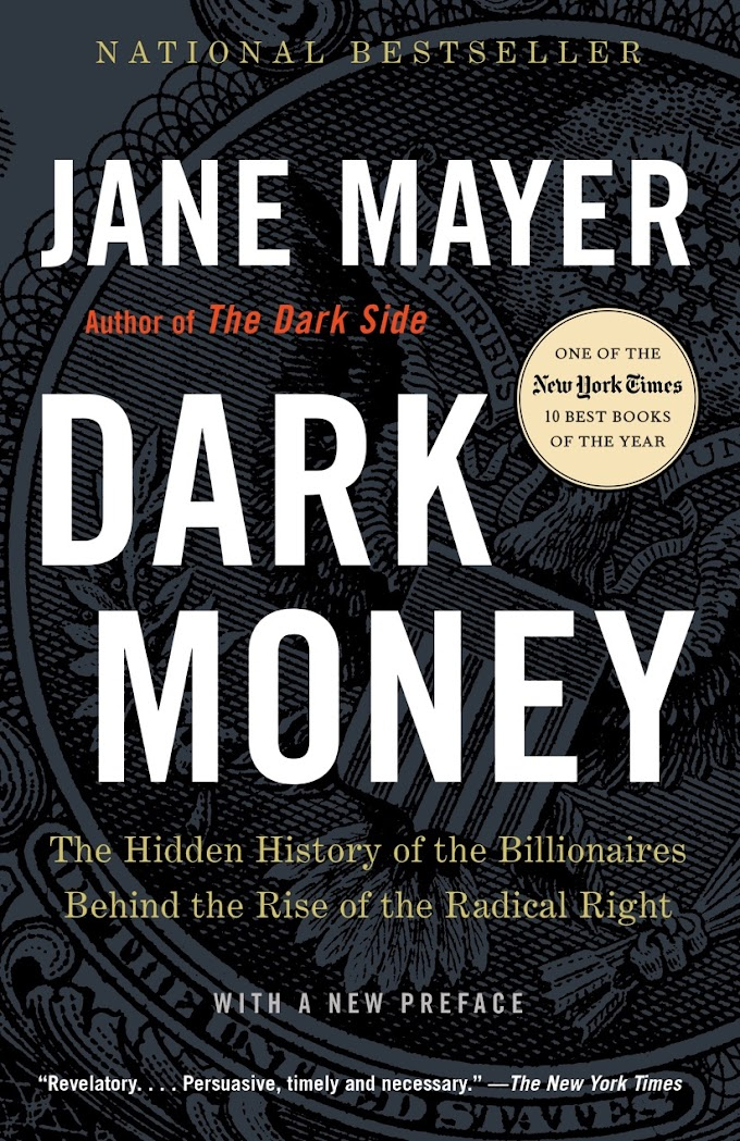 [Free Book] Dark Money By Jane Mayer Free PDF Download