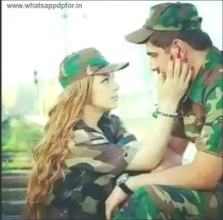 indian army man love images