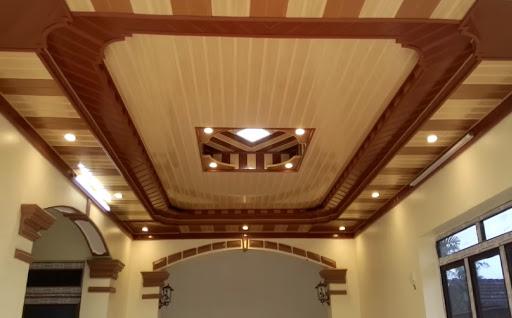 Thợ làm trần nhựa Giả gỗ tại hà nội giá rẻ trọn gói Phẳng giật cấp chuyên nghiệp uy tín
