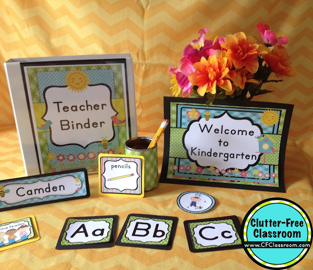 Are you planning a garden themed classroom or thematic unit? This blog post provides great decoration tips and ideas for the best garden theme yet! It has photos, ideas, supplies & printable classroom decor to will make set up easy and affordable. You can create a garden theme on a budget!