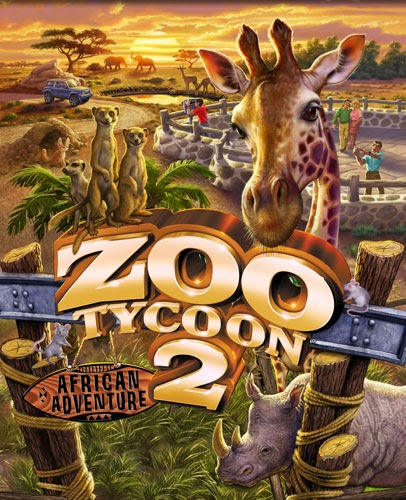 Zoo Tycoon 2 African Adventure Expansion Pack Free