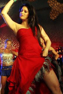 actress raai laxmi lakshmi hot item dance stills red dress
