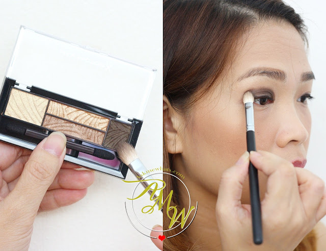 a photo on quick and easy smokey eye makeup look
