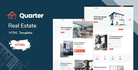Best Real Estate HTML Template