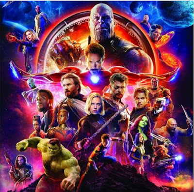 Who directed Marvel's Avengers: Infinity War movie?