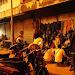 Asyiknya Main Ke Pasar Roma Malang, Makin Malam Makin Ramai
