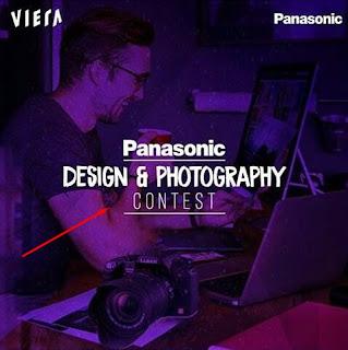 Lomba Desain dan Fotografi dari PT. Panasonic Gobel Indonesia