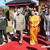 भारतके राष्ट्रपति मुखर्जी ३दिन केलेल नेपाल में