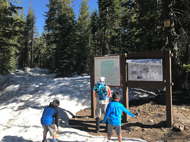 Castle Peak trailhead