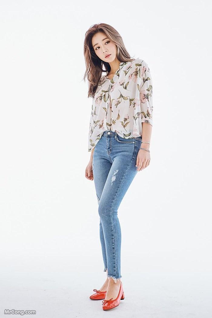 Image Kim-Jung-Yeon-MrCong.com-002 in post Người đẹp Kim Jung Yeon trong bộ ảnh thời trang tháng 3/2017 (195 ảnh)