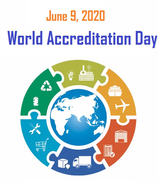 World Accreditation Day June 9, 2020