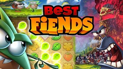 Best Fiends -Puzzle Adventure Apk