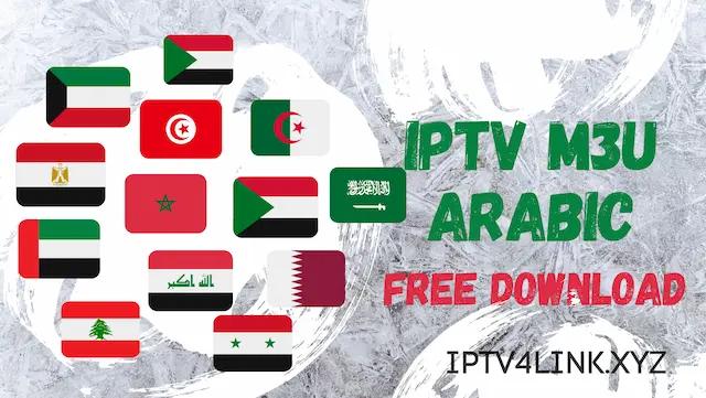ARABIC Free Daily  IPTV m3u 2021