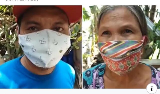 WATCH: Kadamay Member gustong 10K ang ayodang matatangap