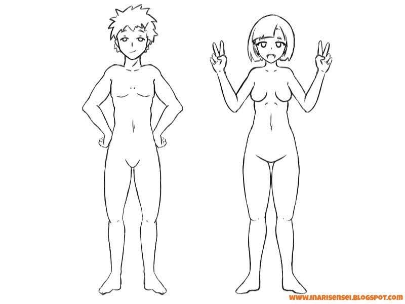 personnage habits manga