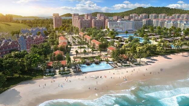 Dự án Wonder City Vân Phong Bay.