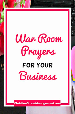 War Room Prayers for your Business