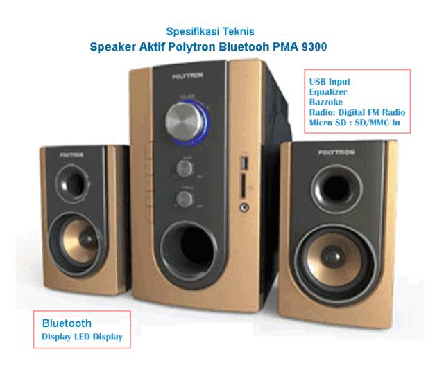 Speaker Bluetooth Murah Berkualitas Bersuara Bagus