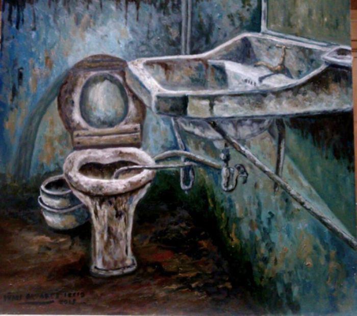 Фигуративный импрессионизм. Inaki Alvarez Ircio