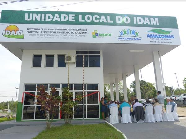 Concurso IDAM 2019
