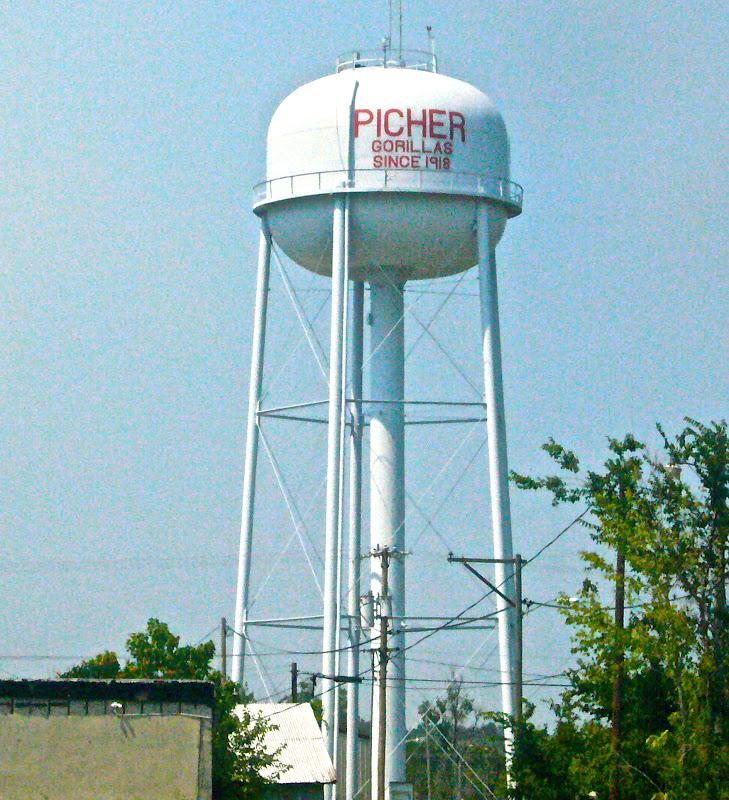 Art Rat : Picher, Oklahoma